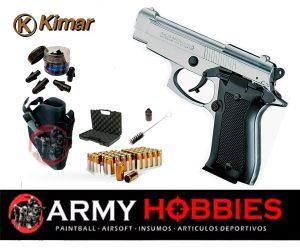 Pistola de fogueo Kimar-85