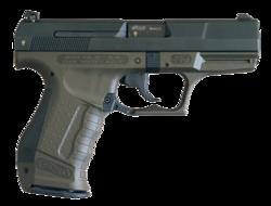 Pistola de fogueo Walther p99 (1)
