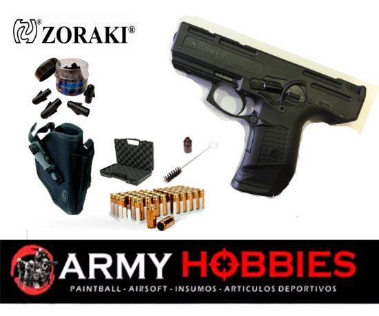 Pistola de fogueo ZORAKI 925