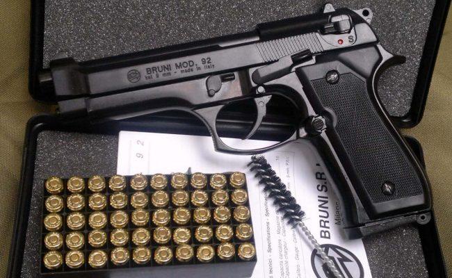 Pistolas De Fogueo Bruni 92 (3)