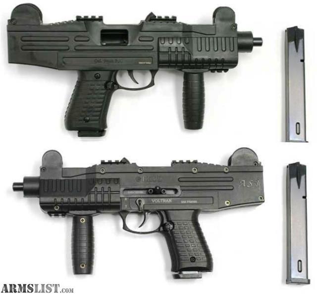 Pistolas de fogueo Ekol Asi Uza Blank Firing (2)