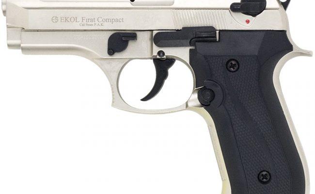 Pistolas de fogueo Ekol Firat Compact 92 (2)