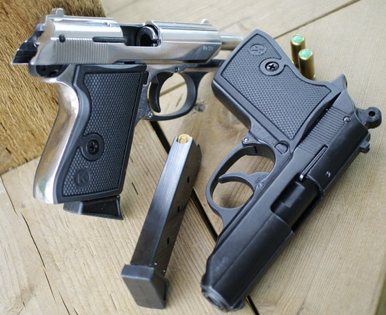 Pistolas de fogueo KIMAR-LADY (2)