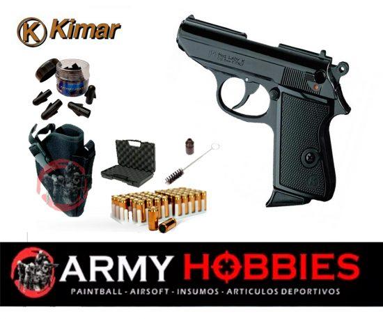 Pistolas de fogueo KIMAR-LADY