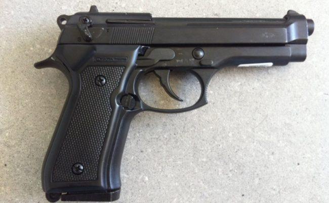 Pistolas de fogueo Kimar-92 (2)