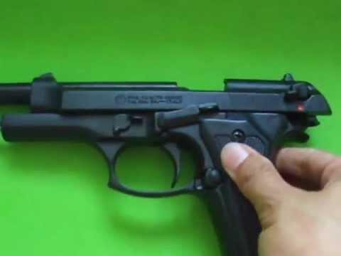 Pistolas de fogueo Kimar-92 (3)