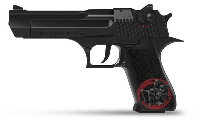 Pistolas de fogueo Retay Eagle Cal (2)