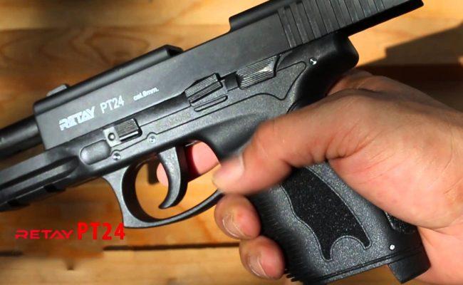 Pistolas de fogueo Retay PT-24 (2)