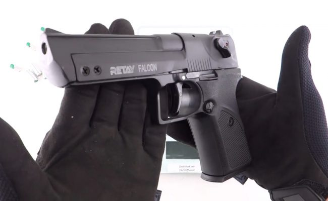 Pistolas de fogueo Retay Falcon (2)