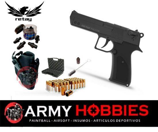 Pistolas de fogueo Retay Falcon