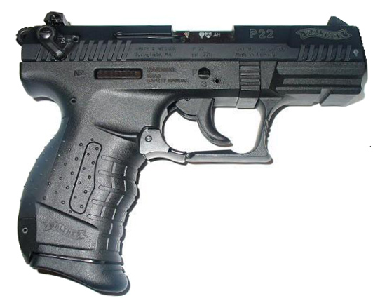 Walther P 22